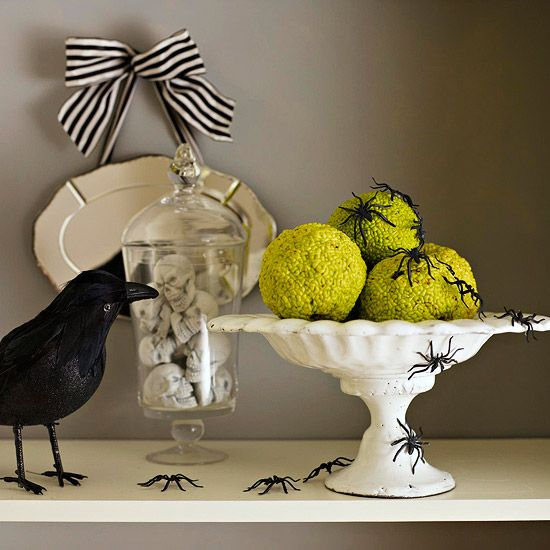 40 Awesome Halloween Indoor Décor Ideas