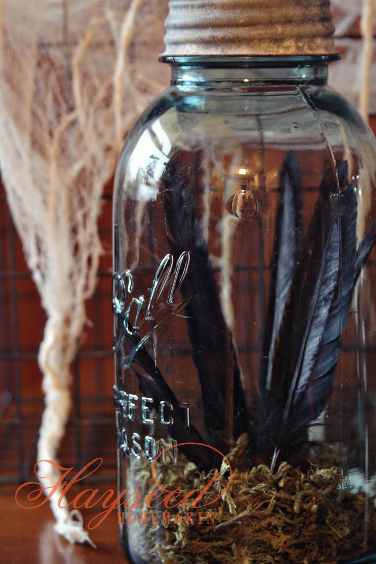 40 Awesome Halloween Indoor Décor Ideas | DigsDigs