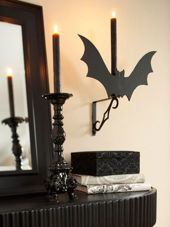 Awesome Halloween Indoor Decor Ideas