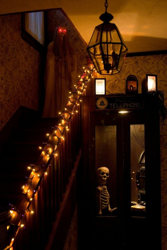 Front Door Halloween Decoration Ideas Pinterest