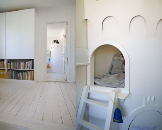 50 Super Practical Hidden Beds To Save The Space