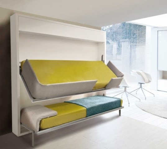 50 Super Practical Hidden Beds To Save The Space Digsdigs