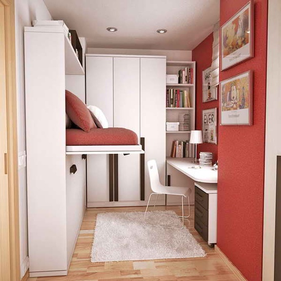 38 Super Practical Hidden Beds To Save The Space
