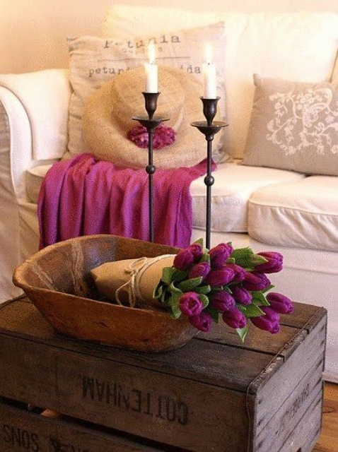 Awesome Ideas To Use Dough Bowls In Home Decor