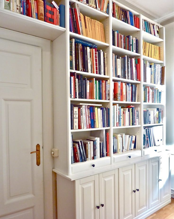 picture of awesome ikea billy bookcases ideas for your home home. Black Bedroom Furniture Sets. Home Design Ideas