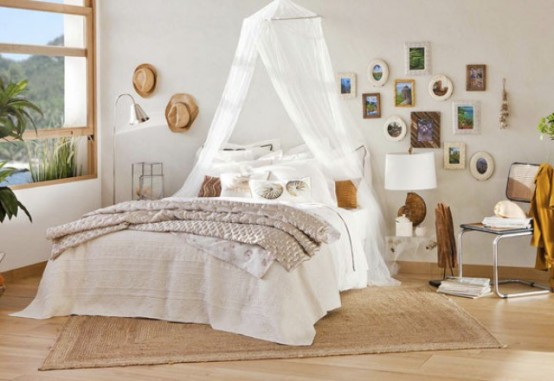 23 Dreamy And Practical Mosquito Nets For Your Bedroom - DigsDigs