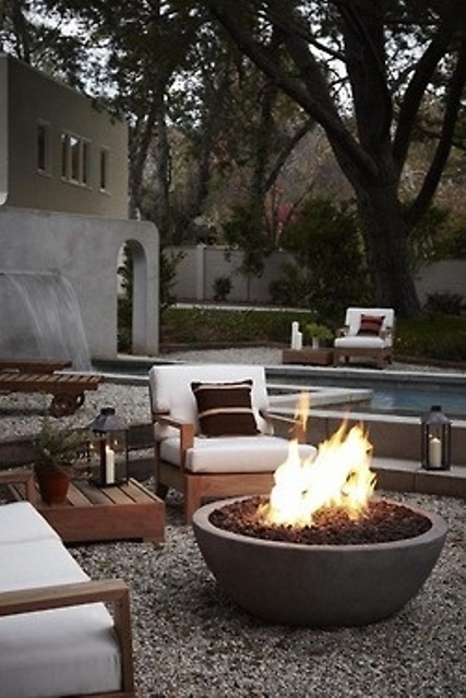 Awesome Outdoor Fire Bowls To Add A Cozy Touch