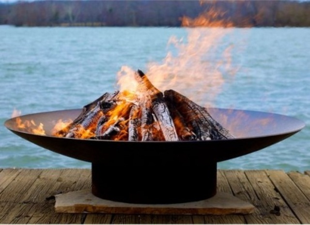 62 Awesome Outdoor Fire Bowls To Add A Cozy Touch To Your Backyard