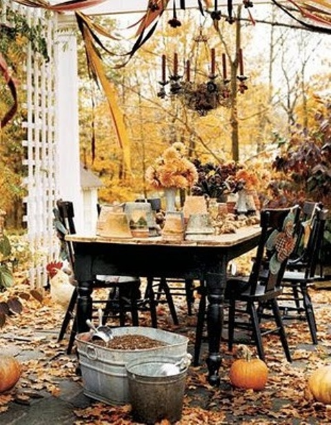 awesome outdoor halloween party ideas - Halloween Outdoor Ideas