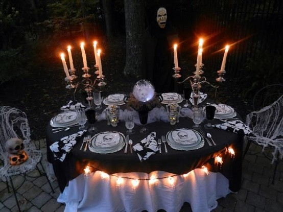 awesome outdoor halloween party ideas - Outdoor Halloween Party