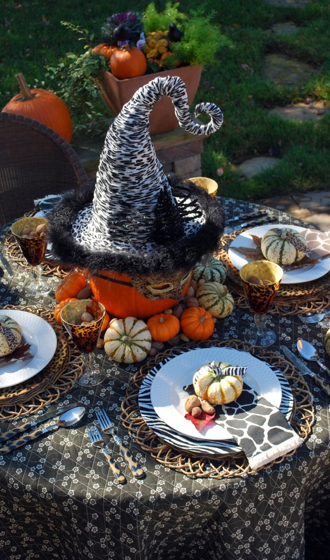 60 Awesome Outdoor Halloween Party Ideas