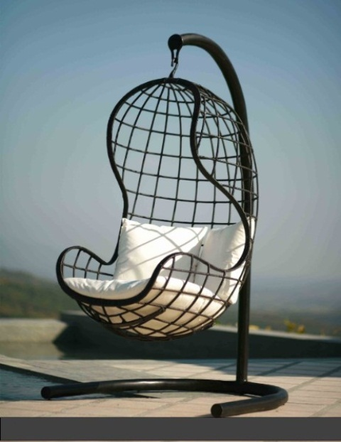 Elegant Awesome Outdoor Hanging Chairs