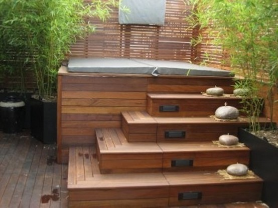 Awesome Outdoor Jacuzzis