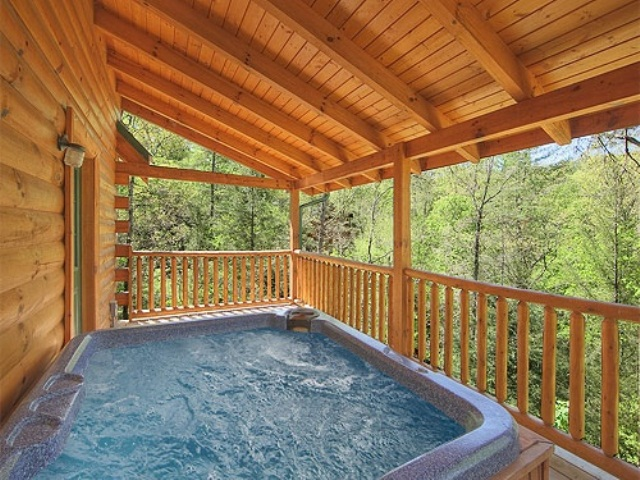 © WDeanBrown.com Licensed For Use By Cabin Fever Vacations Only