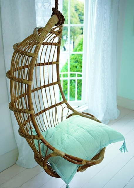 Awesome Rattan Chairs For Summer Decor