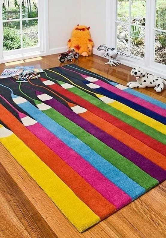 Awesome Rugs That Highlight The Floor