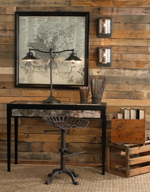 rustic office decor. awesome rustic home office designs decor d