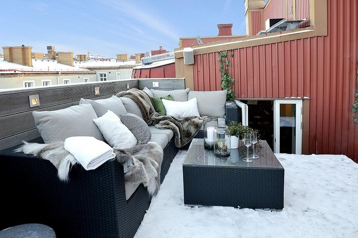 ديكورات لشرفات المنزل 2014 ديكورات awesome-scandinavian