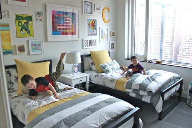 Awesome Shared Boys' Room Designs To Try