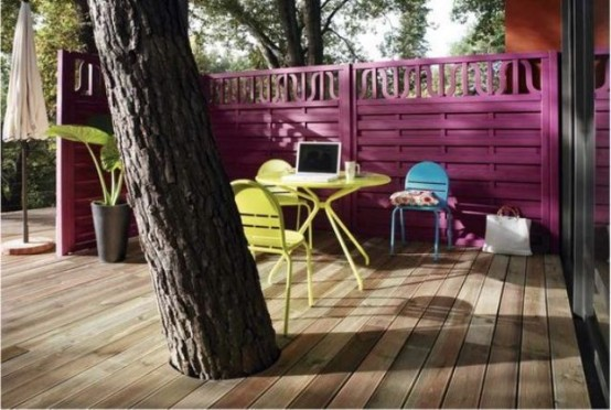 Awesome small terrace design ideas 6 554x372
