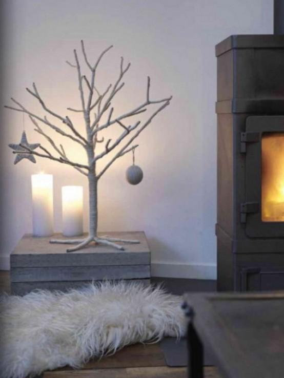 Genial Awesome Traditional Christmas Tree Alternatives