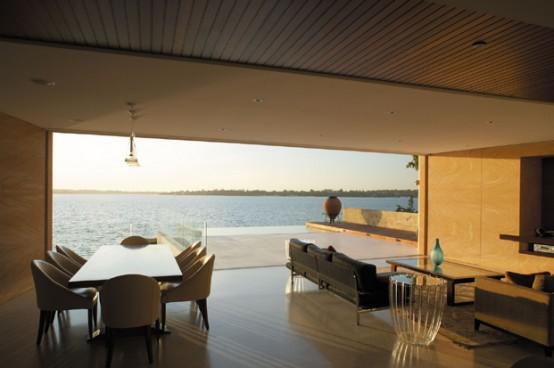 B Hive Luxury Riverfront House