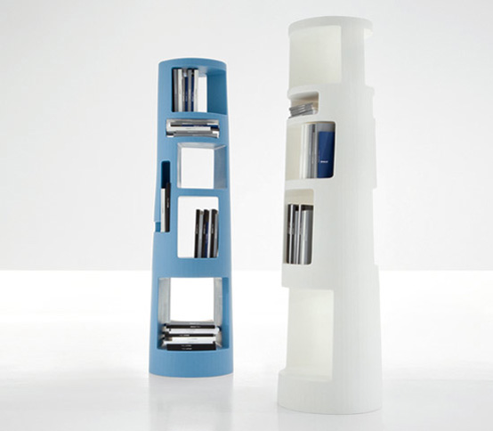 Babel Five Tier Bookshelf
