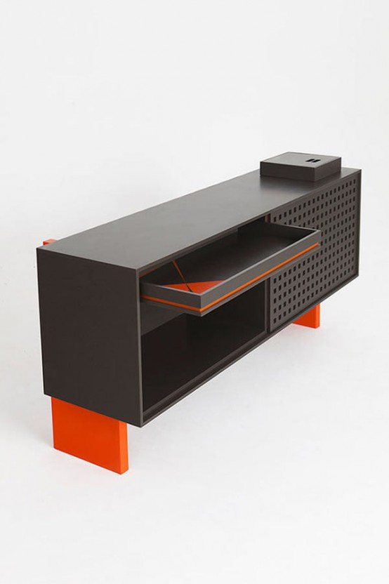 Bar/Sotti Multifunctional Storage Piece Of Furniture