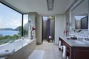 Bathroom With A Breathtaking View