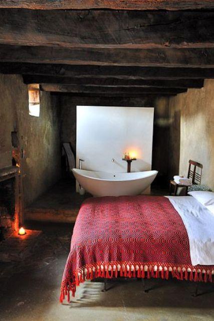 Baths In Bedrooms · Sextantio Suite