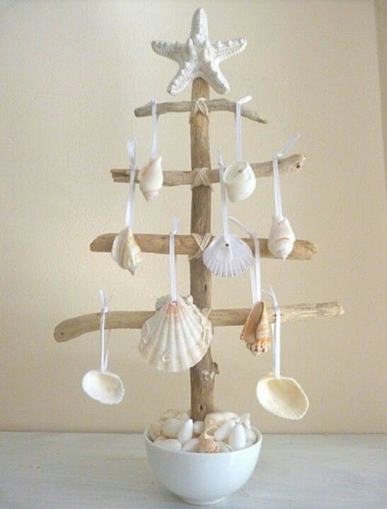 beach christmas decor ideas - Beach Christmas Decorations