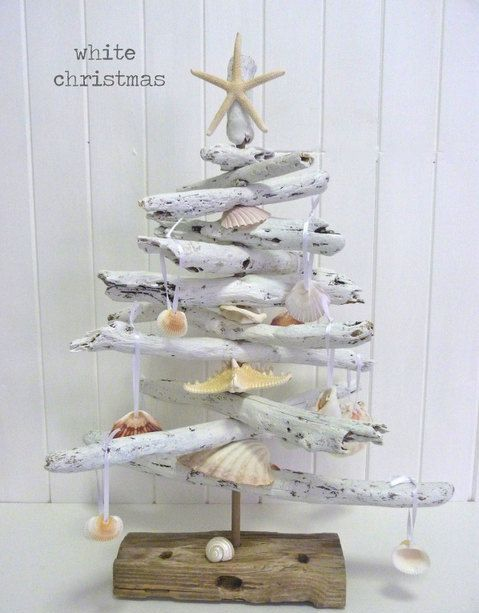 Christmas Decorations For The Beach House : Beach christmas d?cor ideas digsdigs