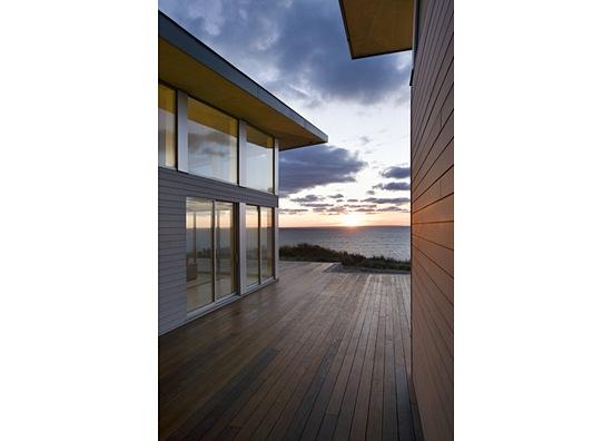 beach solar residence