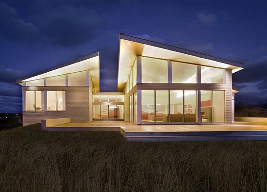 beach solar house truro residence
