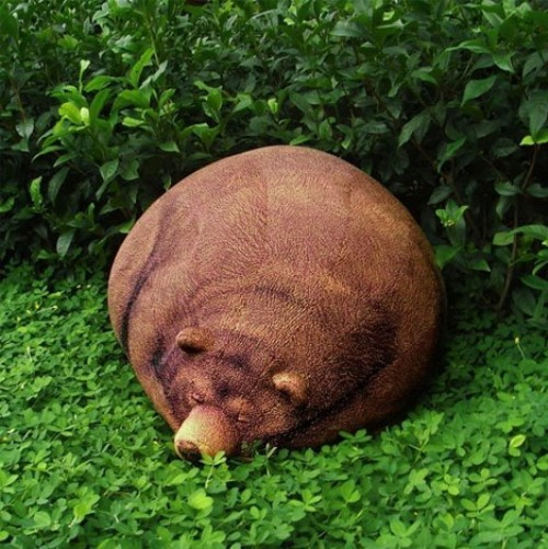 Bear Beanbag Chair