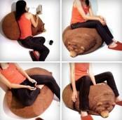 Beanbag Chair Bears