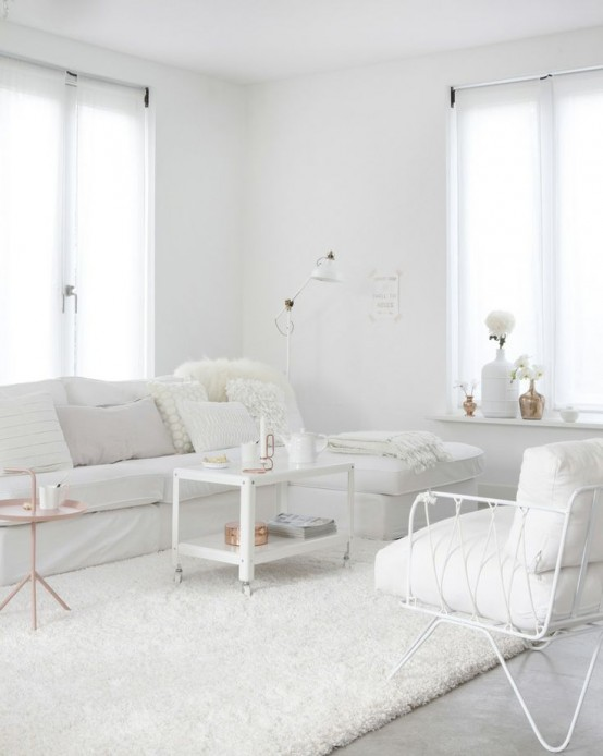 beautiful white living rooms all shades of white 30 beautiful living room designs 16447