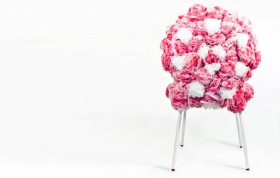 Beautiful And Comfortable Glamorous Chair
