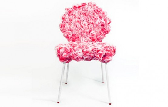 Beautiful And Comfortable Glamorous Chair