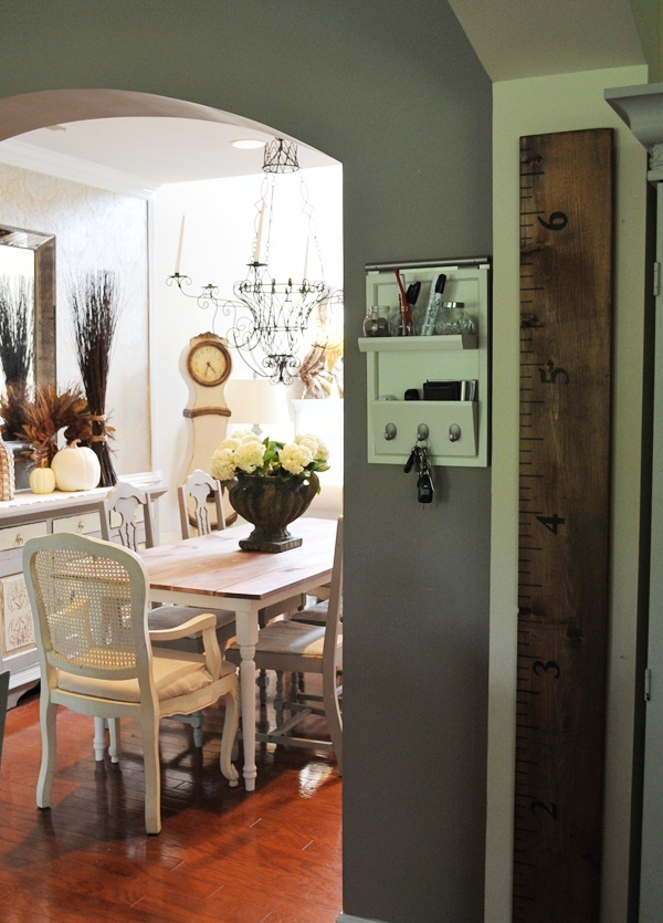 Cozy Casual Decorating Style: 30 Beautiful And Cozy Fall Dining Room Décor Ideas
