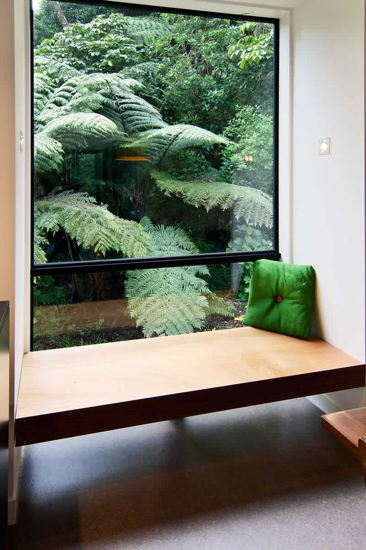 35 beautiful and cozy nooks by the window digsdigs - Cozy outdoor living spaces connecting mother nature ...