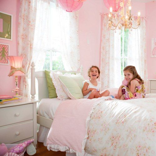 33 Sweet Shabby Chic Bedroom Décor Ideas: 40 Beautiful And Cute Shabby Chic Kids Room Designs