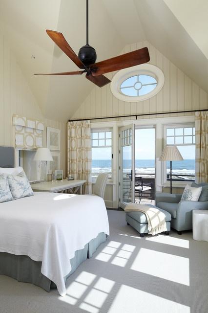 interesting sea inspired bedroom decor ideas | 49 Beautiful Beach And Sea Themed Bedroom Designs - DigsDigs