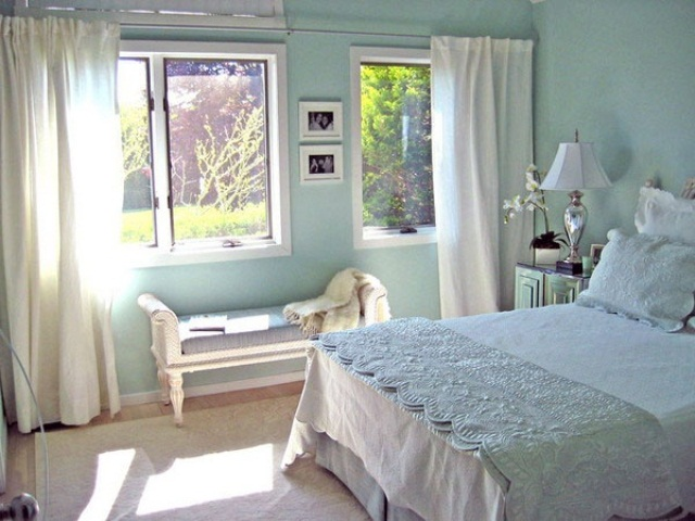 37 beautiful beach and sea inspired bedroom designs digsdigs for Aquamarine bedroom ideas