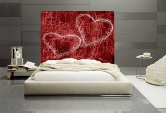 Beautiful Bedroom Interior Ideas For Valentineu0027s Day
