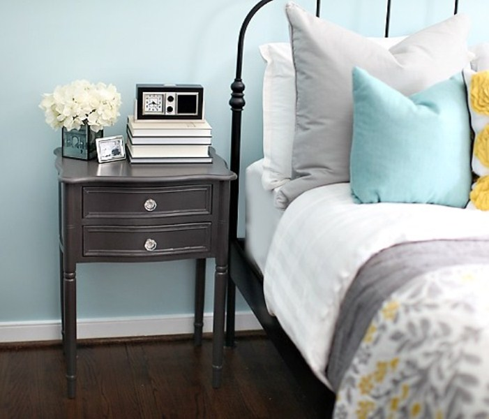 Beautiful Blue Bedrooms: Beautiful Blue And Gray Bedrooms