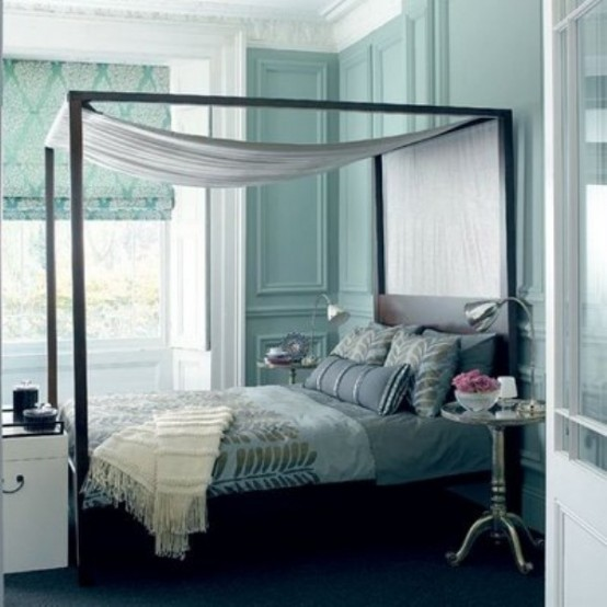 Interior Beautiful Blue Bedrooms 20 beautiful blue and gray bedrooms digsdigs bedrooms