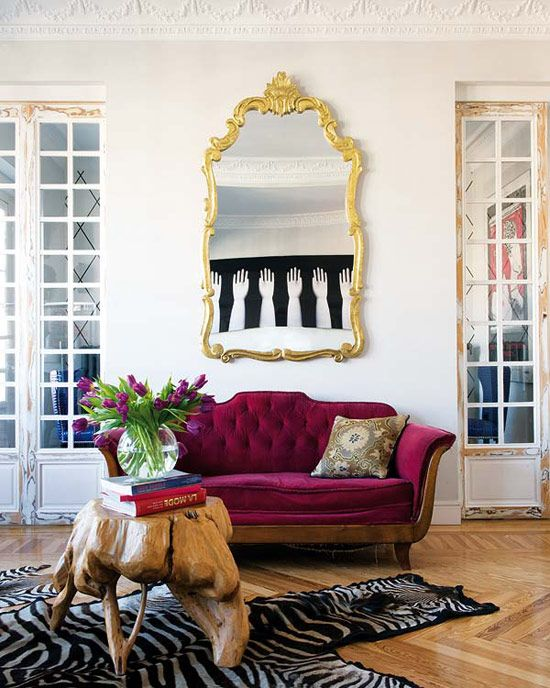26 Beautiful Burgundy Accents For Fall Home Décor
