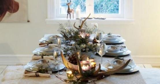 Beautiful Christmas Centerpieces