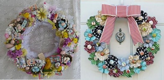 50 Awesome Christmas Wreaths Ideas For All Types Of Décor - 24 ...